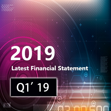 Getac Q1'19 Financial Report