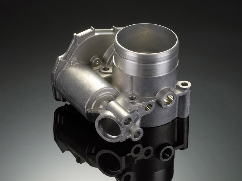 Electronic Throttle Control Body1